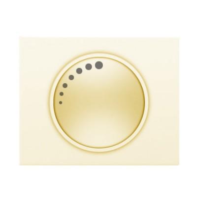 Tapa boton regulador beige 18749A serie Iris Bjc
