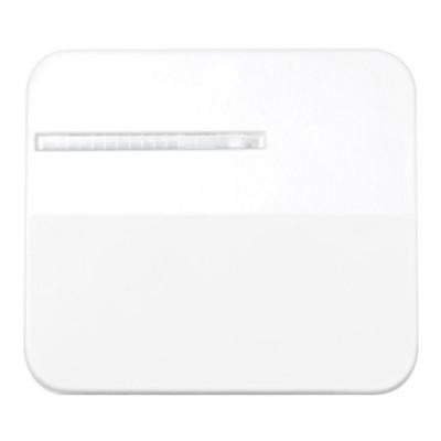 Tecla interruptor conmutador luminoso simon 75 blanco