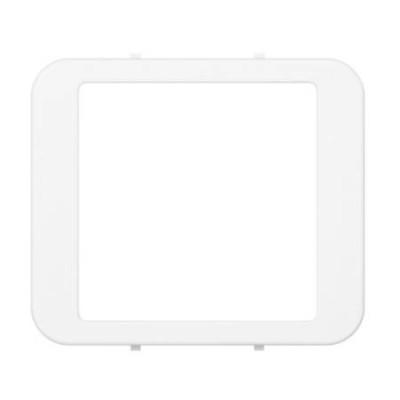 Adaptador elementos 45x45mm blanco nieve serie 75 simon 75088-30