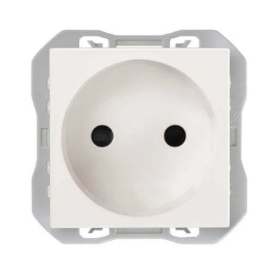 Base enchufe bipolar blanco simon 270 20000431-090