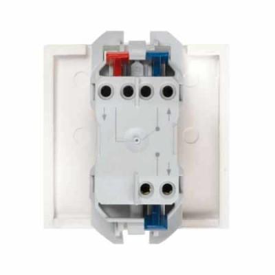 Interruptor unipolar ancho pulsante blanco simon 270