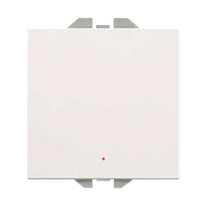 Interruptor ancho con piloto blanco simon 270 20000102-090