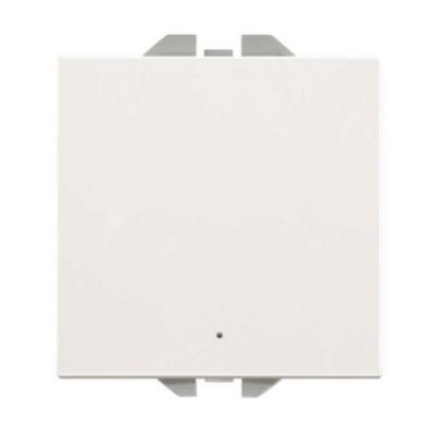 Pulsador neutro ancho con luminoso 20000160-090 Simon