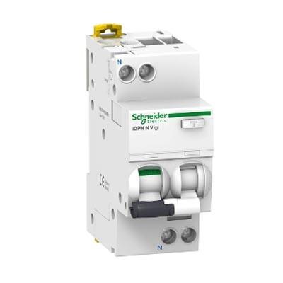 Interruptor Diferencial superinmunizado Schneider A9D33625 magnetotérmico Vigi iDPN 25A 30mA