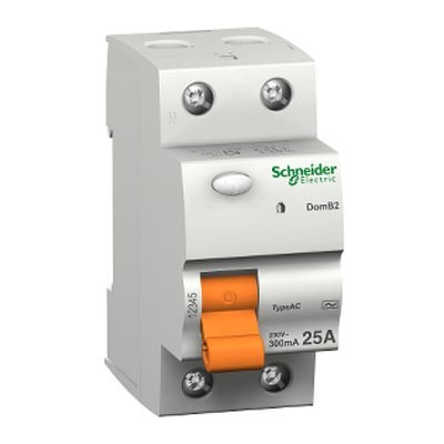Diferencial Schneider electric 25A 30mA Domae 15244