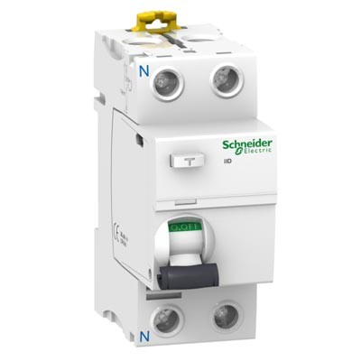 Interruptor Diferencial superinmunizado 25A A9R21225 2 polos Schneider