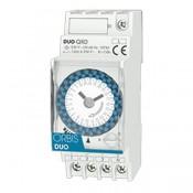 Interruptor horario analogico Orbis Duo QRD ob292032