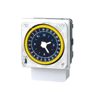 Interruptor horario modular Orbis ALPHA D ob270023