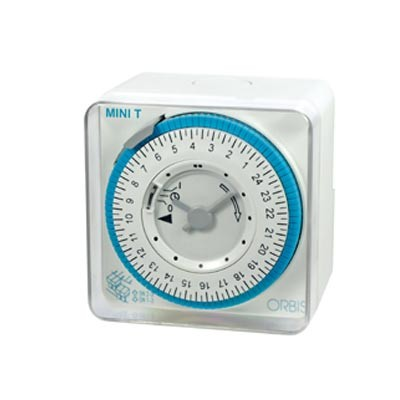 Interruptor horario opcion trascuadro Orbis MiniTD ob251032