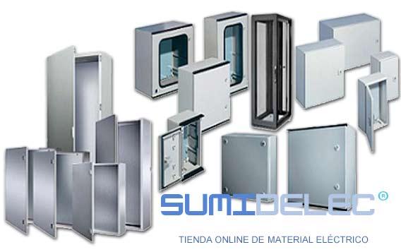 Armarios electricos comprar armario el ctrico metalico for Armario metalico exterior
