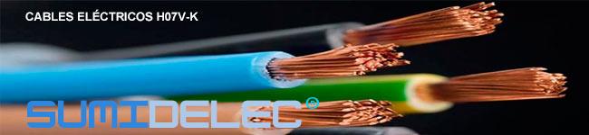 Cables electricos H07V-K