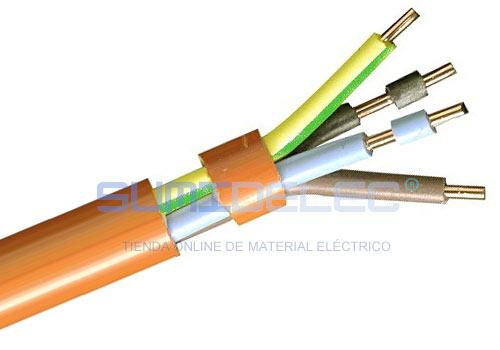 Cables eléctricos libres de halógenos