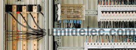 Dsitribución de cables y punteras desde el repartidor modular
