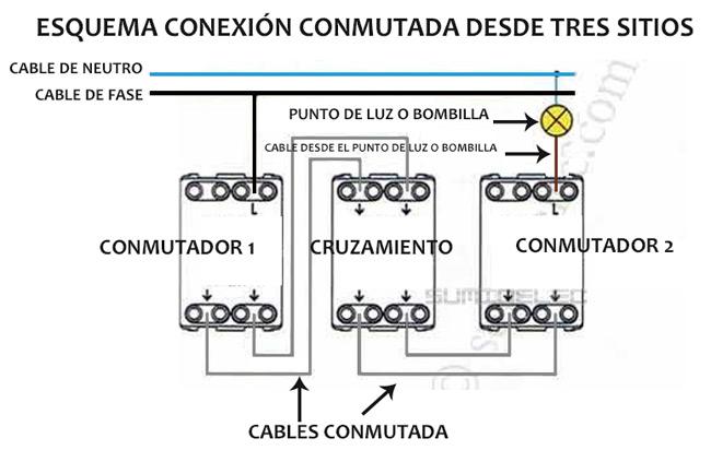 esquema-conmutada-punto-luz-tres-sitios