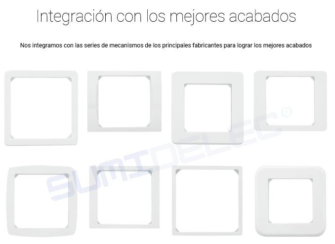 Integración del cargador universal WMC con todas las marcas