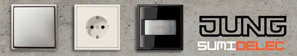 jung ls990 comprar mecanismos jung ls 990 en sumidelec. Black Bedroom Furniture Sets. Home Design Ideas