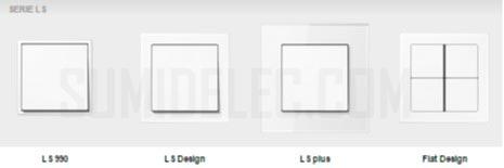 mecanismos el ctricos jung baratos precio enchufes jung. Black Bedroom Furniture Sets. Home Design Ideas