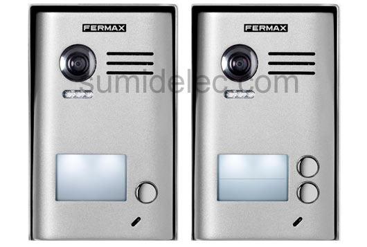 placa-calle-kit-fermax-way-videoporteros
