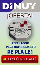 Comprar regulador de led dinuy