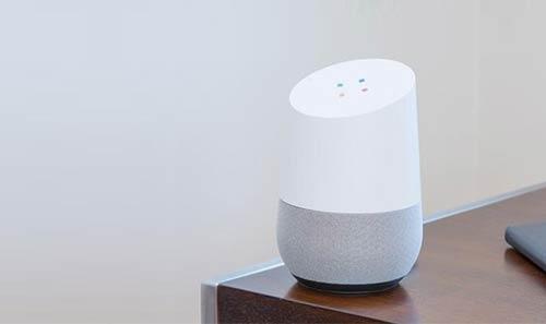 simon 100 google home