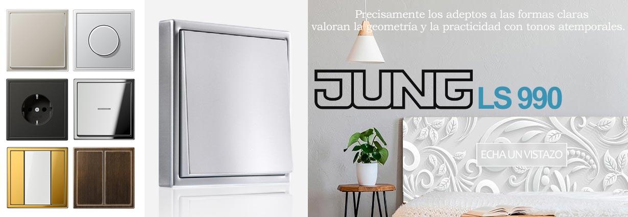 Mecanismos Jung LS990