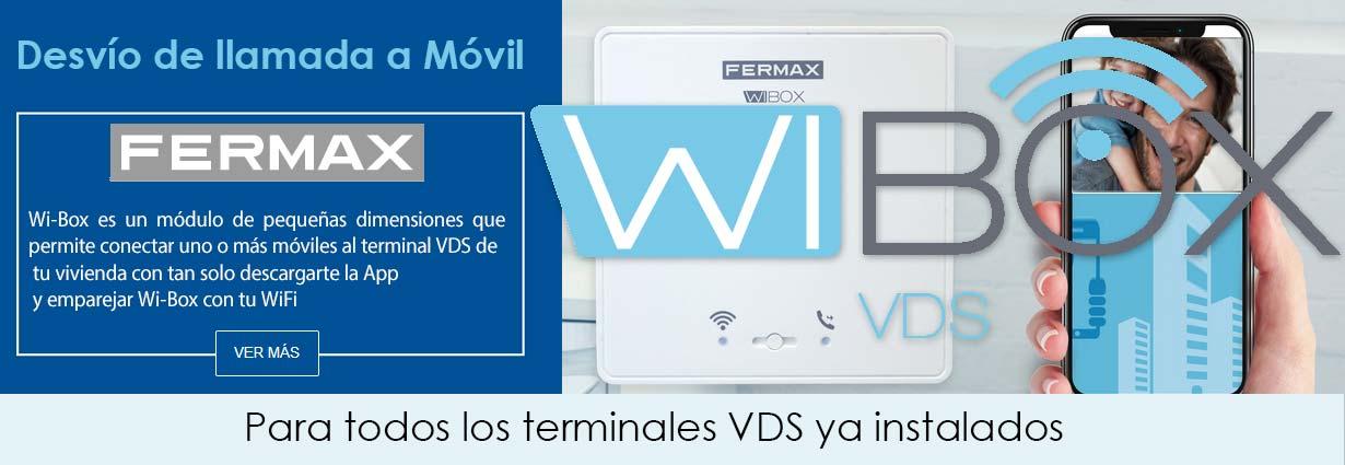 WIBOX adaptador Vds