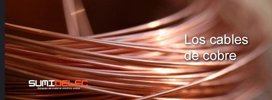 cobre conductores cables cables cobre Los de Los de conductores Los tBsQrCxhd