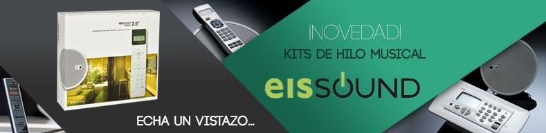 Nuevos kits de hilo musical Eis Sound