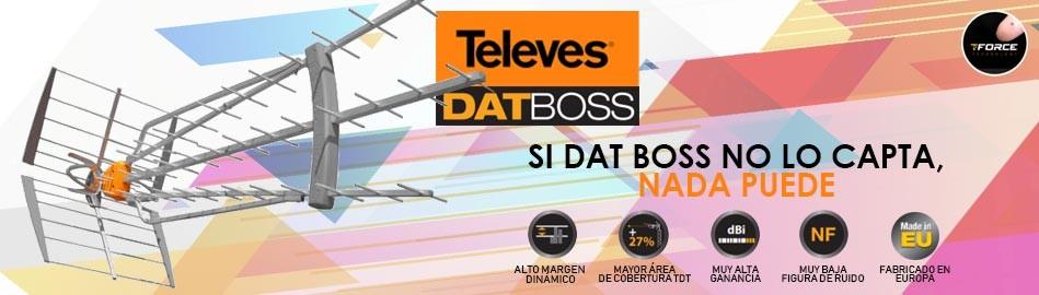 Antenas de televisión para TDT en Sumidelec