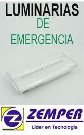Luminarias de emergencia ZEMPER