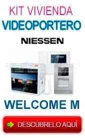 Videoportero Niessen welcome m w2821.1