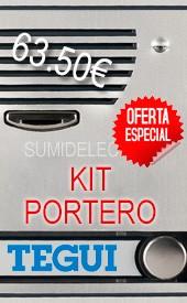 Kit portero Tegui 375011